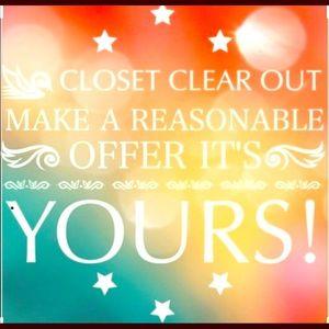 Other - My closet!